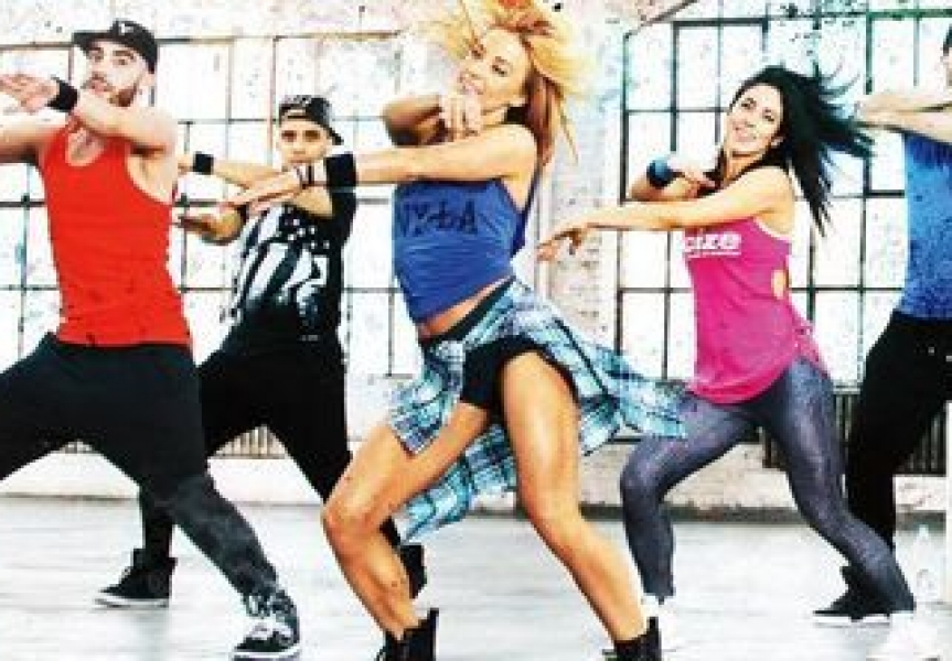Latino Dance Fitness